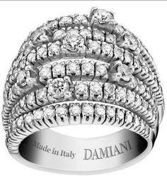 Damiani diamond rings