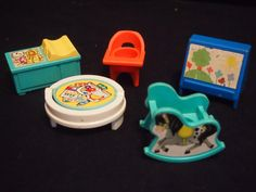 fisher price. The Nursery School