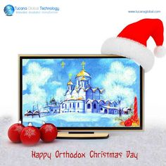 Today is #OrthodoxChristmas Day holiday in #Moldova