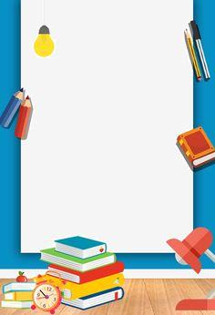 Frame Border Design, Boarder Designs, Teacher Wallpaper, Kids Wallpaper, Cartoon Template, School Board Decoration, Powerpoint Background Design, Kids Background, School Cartoon