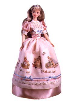 1998 The Tale of Peter Rabbit™ Barbie® | Keepsake Treasures Collection *CHILDREN
