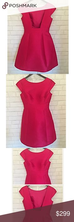 20% off Sale Kate Spade Open Back Silk Dress Pink {Kate Spade} Open Back Silk Dress Sweetheart Pink. ♠️Available in sizes 2 & 4 & 6. ♠️Amazing classic Kate Spade Dress. Great for Weddings, Prom, Holidays or just a special night out! ♠️ kate spade Dresses Mini