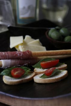 Easy No Cook Appetizer Tray in Minutes!
