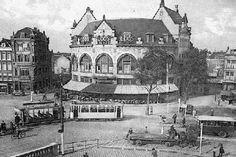 station Rotterdam Hofplein stationsgebouw I Rotterdam, Bucharest, Holland, Dutch, Taj Mahal, Around The Worlds, City, Building, Travel