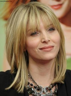 Hairstyles With Bangs For Women Over 40 | Hair styles & Color for women over 40