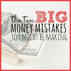 Like this?  Then you are going to love this http://bargainmums.com.au/7-big-money-mistakes-you-might-be-making