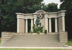 Vicksburg National Military Park - Texas Memorial
