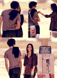 Adam Brody and Rachel Bilson. If they got back together it wouldn't be the worst thing