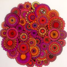 Great Color combo! Johanna Basford | Colouring Gallery