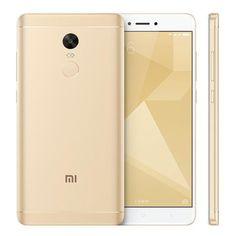 Xiaomi Redmi Note 4X Fingerprint 5.5-inch 3GB RAM 32GB Snapdragon 625 Octa-core 4G Smartphone Sale - Banggood.com