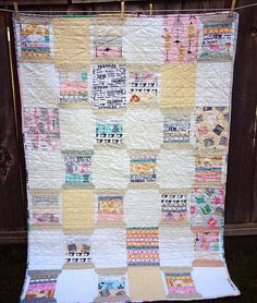 quilt by Green Couch Designs