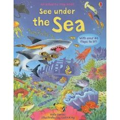 Usbourne Book, See Under the Sea