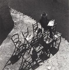 Pietro Donzelli – Dopo un incontro di contadini , 1951