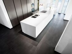Full-body porcelain stoneware wall/floor tiles 120 CONCRETE by DSG Ceramiche