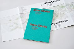 Other Glòries / Altres Gòries on Behance