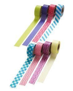 paper tape set