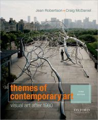 Themes of Contemporary Art: Visual Art after 1980 / Edition 3 by Jean Robertson Download