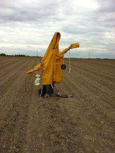 Epouvantail à moineaux - Scarecrow