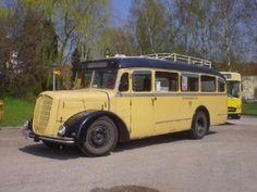 ÖAF Austro Fiat 5DN 120A #BUS #5DN #120a #Österreichische #Automobil-Fabrik #MAN_SE .AT #AT
