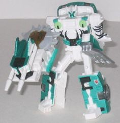 Robot Mode (with Key gimmick activated)