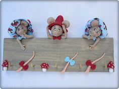 Souris les Champignonnes | souris | Galerie