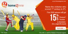 Name the cricketer who scored the 1st century in IPL.  http://www.foreseegame.com/User/GamePlay.aspx?GameID=7hOHOzJjwfN2XEKs8iy7Ww%3D%3D