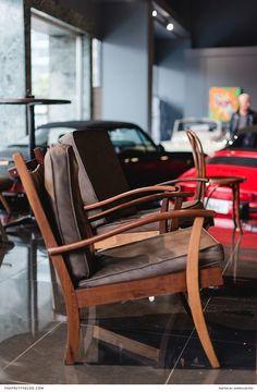 Dapper Coffee: All-Day Breakfast & Vintage Cars