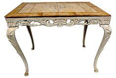 French-Style Iron Table on OneKingsLane.com