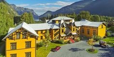 Hotel in Telemark: Dalen Hotel - The historic hotels of Norway