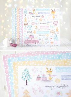 Pack de Papel My Christmas - Stars & Rockets - Craft Store Rocket Craft, Christmas Star, Craft Stores, Packing, Scrapbooking, Crafts, The Originals, Pretty, Paper Envelopes