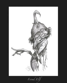 brian froud sketches - Google Search