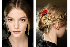 Look de belleza: Dolce&Gabbana PV 2015 | Galería de fotos 14 de 77 | GLAMOUR
