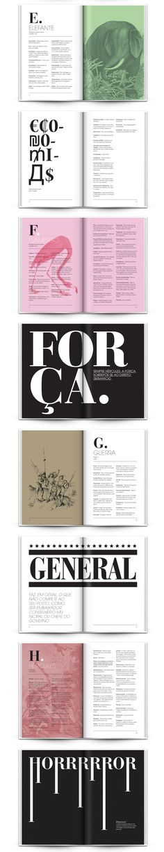 #magazine #layout #editorial