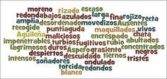 Adjetivos en Español