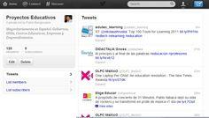educomunicacion.com: 120 proyectos educativos para seguir en Twitter
