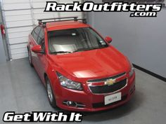 Rack Outfitters - Chevrolet Cruze Thule Rapid Traverse BLACK AeroBlade Roof Rack '11-'14*, $454.85 (http://www.rackoutfitters.com/chevrolet-cruze-thule-rapid-traverse-black-aeroblade-roof-rack-11-14/)