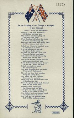 Poems for use in Anzac Day commemorations. Anzac Soldiers, Ww1 Soldiers, Remembrance Day Art, Melbourne, Sydney, Armistice Day, Australian Curriculum, Teaching Social Studies, Lest We Forget