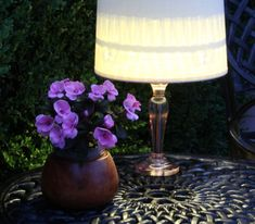 15 of the best diy outdoor lighting ideas solar powered lamp