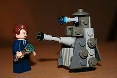 Who Lego crossover
