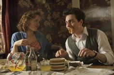 Aaron Johnson and Anne-Marie Duff in Nowhere Boy John Lennon, Ben Barnes Sirius, Nowhere Boy, All The Young Dudes, Secret Relationship, Aaron Taylor Johnson, Lily James, Marauders Era, James Potter