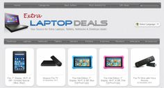 PR1 Popular Tablets, Laptops, Notebooks store http://www.ExtraLaptopDeals.com . 100% Automated Amazon Income.