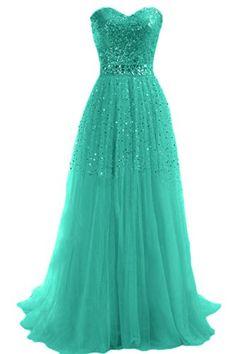 Emma Y Exquisite Sweetheart Tulle Long Prom Dress Party Gowns- US Size 2-Hunter Green Emma Y Lady http://www.amazon.com/dp/B00KT1VKEU/ref=cm_sw_r_pi_dp_IDCVtb1M3CMV8KGG