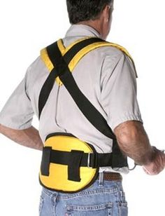 Moving Straps From Grip System Lifting Straps Large Yello...