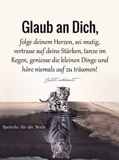 Have Faith in yourself ?❤ Have Faith in yourself ?❤ Have Faith in yourself ?❤ Have Faith in yourself ? Friendship Love, Friendship Quotes, Tiger Quotes, Motivational Quotes, Funny Quotes, German Quotes, Have Faith In Yourself, Lasting Love, True Friends