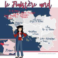 Voyage, culture, loisirs, France, la Bretagne et le Finistere nord