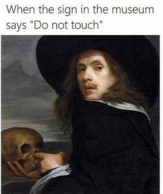 Are you looking for some humor and funny pictures and memes? MemesPanda provide you a list of 42 funniest memes photos that blow your mind today. Cool Memes, Classical Art Memes, Memes Humor, Funny Humor, Bts Memes, Super Funny, Really Funny, Lmfao Funny, Hilarious Pictures