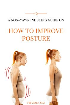 You want to know, what is the ultimate truth about correct posture? All talks about it are soo boring! Yup, seriously. Except for this A Non-Yawn Inducing Guide On How To Improve Posture. Look for it at fitvize.com
