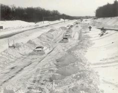 Blizzard of 1978  Indiana-