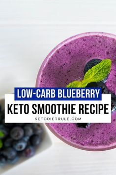 5 Best Keto Smoothie Recipes for Weight Loss – Keto Diet Rule Keto Breakfast Smoothie, Keto Smoothie Recipes, Low Carb Smoothies, Weight Loss Smoothies, Smoothie Diet, Fruit Smoothies, Diabetic Smoothies, Keto Foods, Keto Snacks