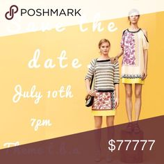 I am hosting again! Party Announcement!🎉🎉 Very excited to be hosting my second party. I will be on the hunt for host picks, please do not tag me in listings but feel free to comment below with your closet or a favorite closet and I will check them out! Thanks so much, I look forward to partying with you! 🎉 Anthropologie Dresses